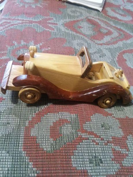 Машинка , игрушка деревянная