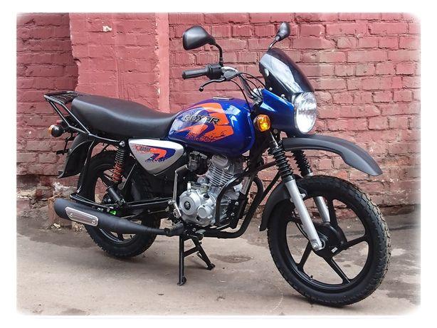 мотоцикл (мото) bajaj boxer x 125 cross Производство Индия