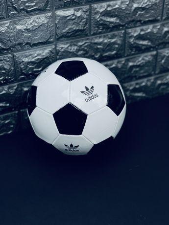 Оригинальный Кожаный Футбольный Мяч Adidas Мячик Адидас 5 размер Скидк