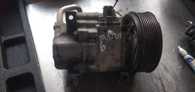 Mazda 6 sprężarka klimatyzacji