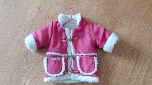 Płaszcz kożuszek Wegirls dla lalki