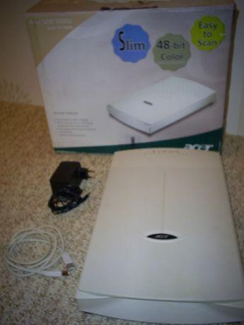 Acer AcerScan S2W 3300U сканер