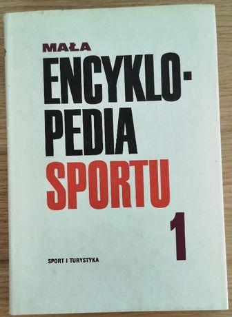Mała Encyklopedia sportu 1 i 2