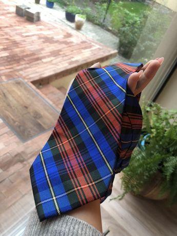 Krawat wełniany Ralp Lauren