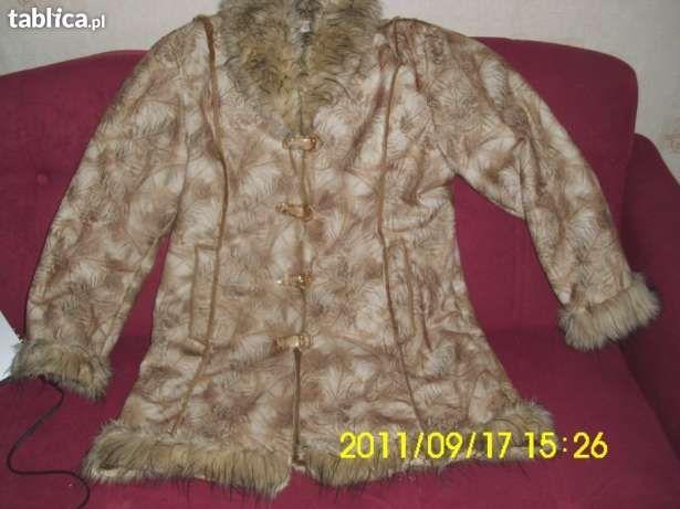 Sprzedam kożuch damski, kurtka,płaszcz.