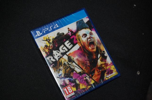 Gra Ps4 Rage 2 PL Nowa Folia