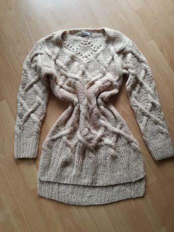 Na-kd Sukienka swetrowa Imvee XS