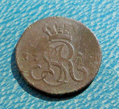 1 грош 1779 року ( рідкісна)