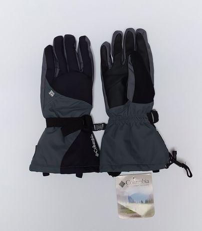 Новые. Женские горнолыжные, термоперчатки перчатки Columbia S