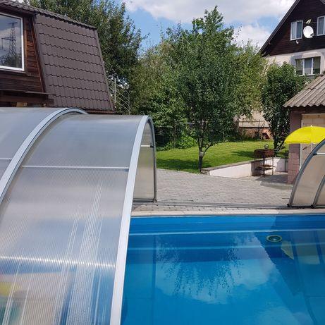 Продаем дом+бассейн+сауна 11 км от Киева хорошая транспортная развязка