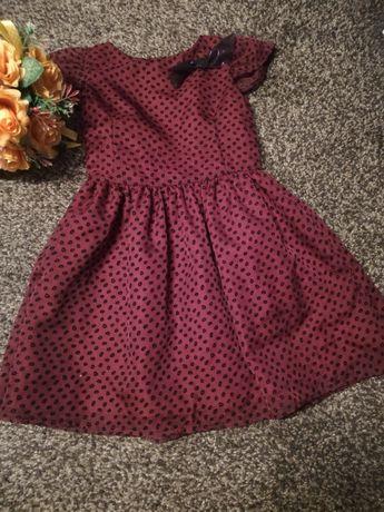Sukienka dziewczęca Nowa rozm 122