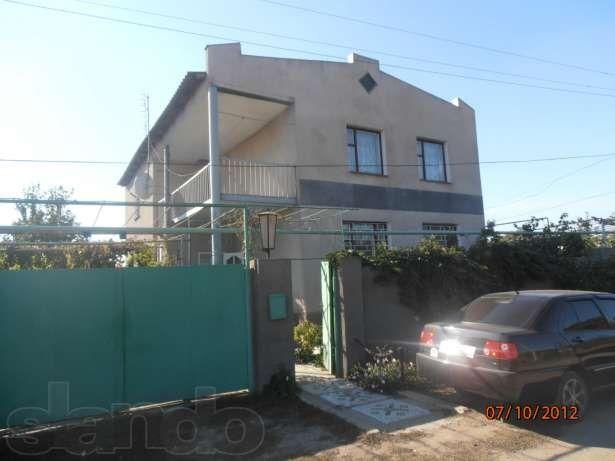 Продам или обменяю новый 2-х этажный дом.