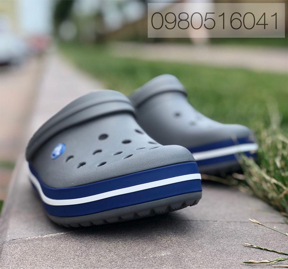 Купить Мужские Кроксы Супер Цена Crocs Crocband 36-45 размер