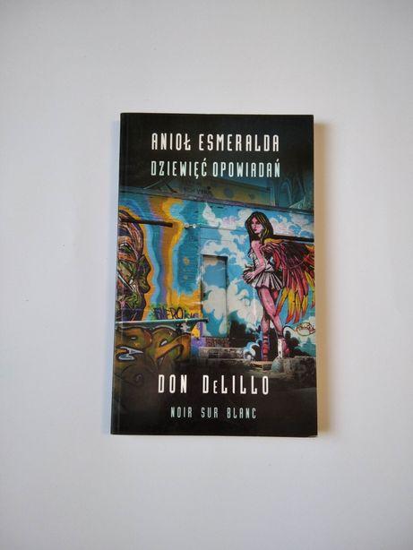 NOWA Anioł Esmeralda Dziewięć opowiadań Don Delilo książka G40