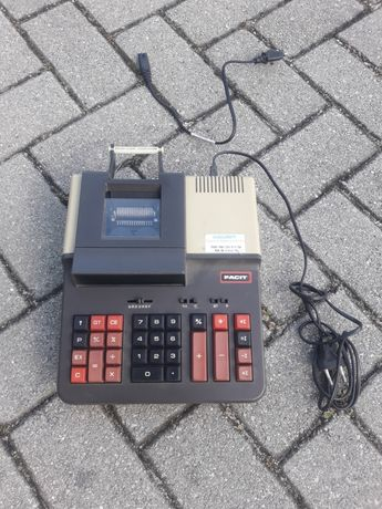 Máquina Antiga Registadora