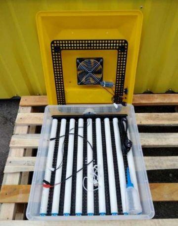 Инкубатор Інкубатор  Автомат переворот 64 терморегулятор увлажнитель