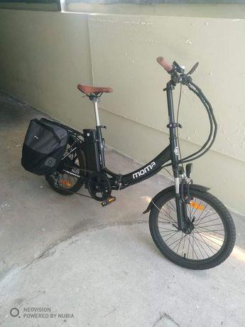 Bicicleta elétrica - MOMA