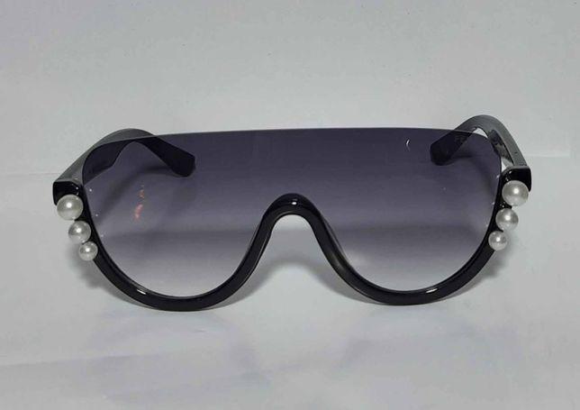 Солнцезащитные очки с бусинками