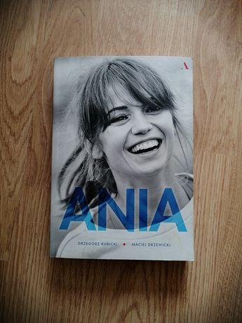 Książka Ania