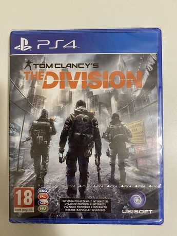 Tom Clancy's The Division PL PS4 Folia Nowa