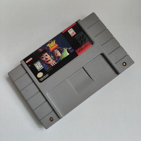 Kartridż Toy Story Gra Super Nintendo