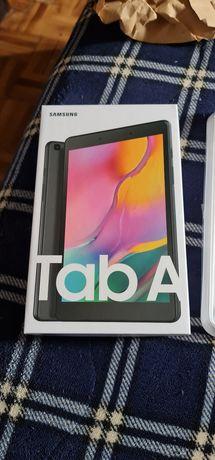 Tab Samsung A com capa