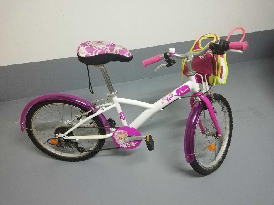 Bicicleta de rapariga da shimano revoshift sis in dex 6 speed Aves - imagem 1