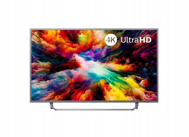 Android TV 65'' Philips 65PUS7303 4K HDR Ambilight