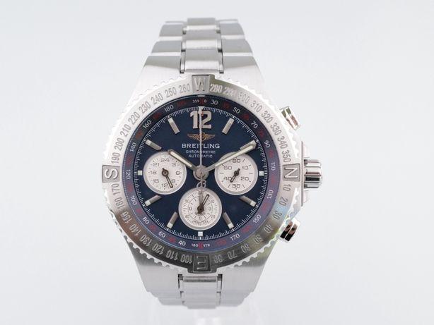 Мужские бу часы Breitling Hercules 45 мм