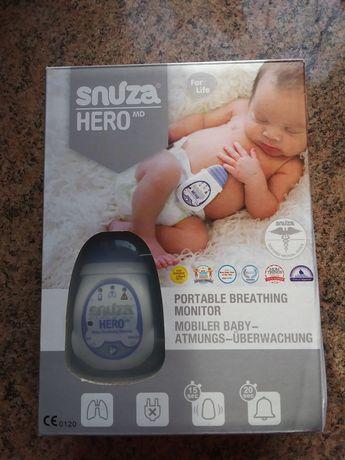 Snuza hero md przenośny monitor oddechu dla niemowląt