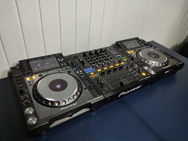 2x CDJ 2000 NEXUS DJM 900 NEXUS najtaniej w sieci okazja 2
