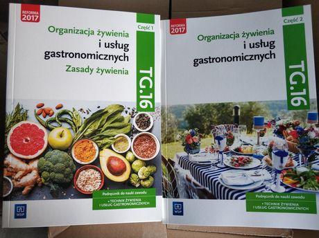Organizacja żywienia i usług gastronomicznych Kwalifikac TG.16 cz  2
