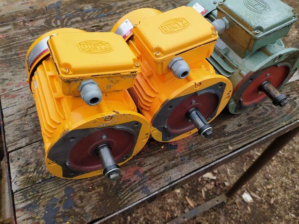 Sprzedam silniki Elektryczne 1.5 kw