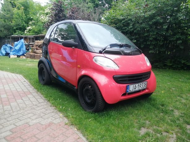 Smart fortwo 600