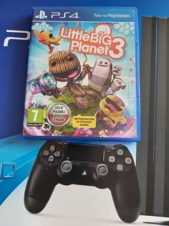 Gra na PlayStation Little Big Planet 3 wersja pl idealna