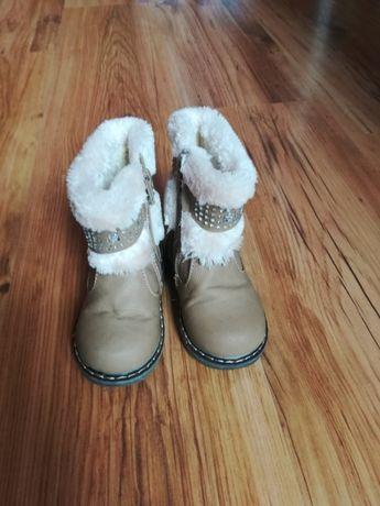 Okazja!! Kozaczki buty na zimę