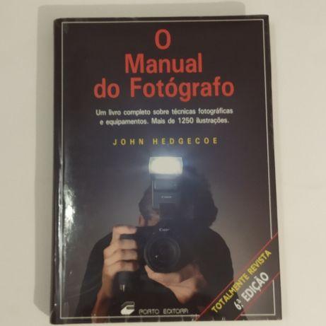 O Manual do Fotógrafo por John Hedgecoe, 6ª edição