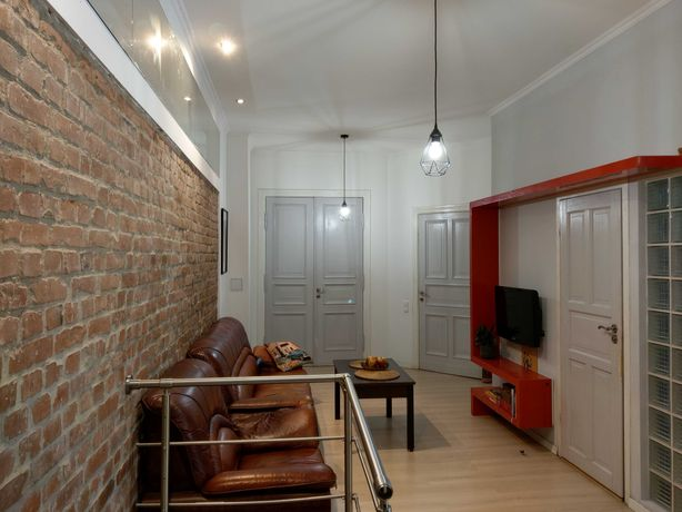 Stylowe 2-poziomowe mieszkanie na Wrzeszczu
