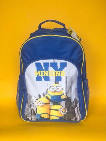 Новый рюкзак для мальчик с Миньенами