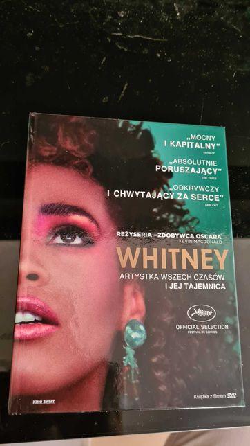 Film na dvd oryginał WHITNEY Artystka wszechczasów i jej tajemnica