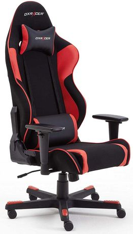 Fotel biurowy gamingowy Robas Lund DX Racer OH/RW86/ R1
