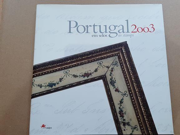 Livro anual 2003