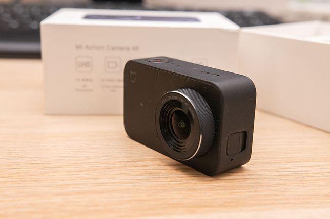 XIAOMI Mi Action Camera 4K - kamerka sportowa - jak nowa