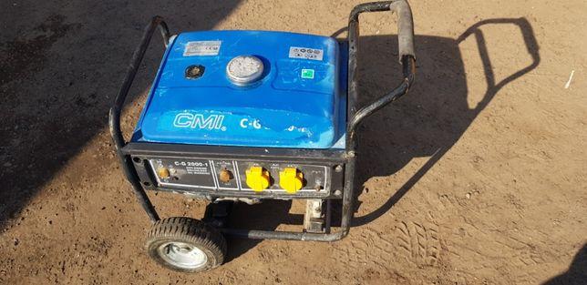Agregat prądotwórczy CMI C-G 2000-1