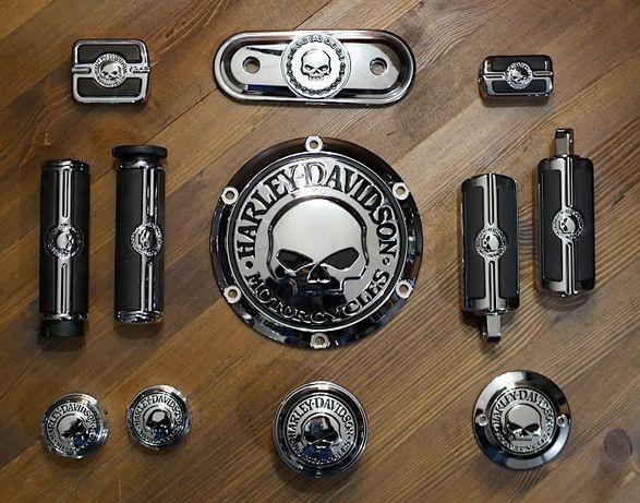 Коллекция Willie G Scull Harley Davidson Sportster