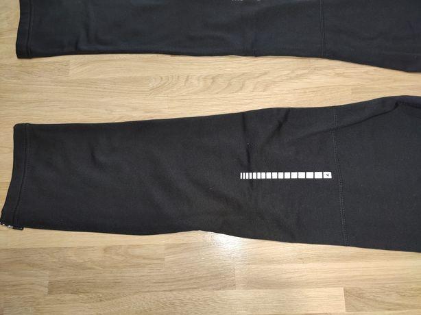 Spodnie do biegania z odblaskami