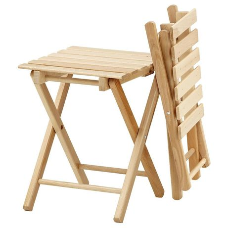 Хальфред Садовой , дачный, кухонный табурет IKEA. Складной