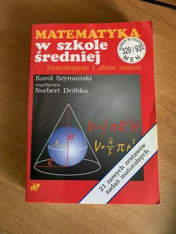 Matematyka w szkole sredniej