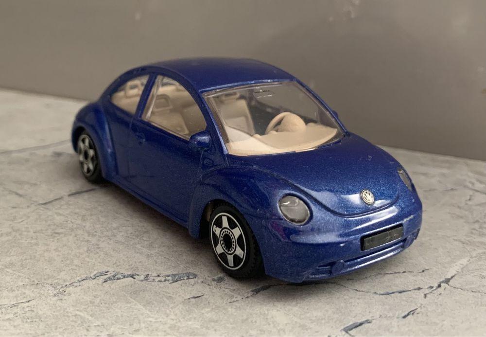 "Модель авто 1/43,  ""Volkswagen New Beetle"", made in Italy. Запорожье - изображение 1"