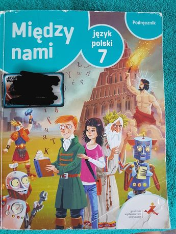 Między nami podręcznik do języka polskiego klasa 7 GWO